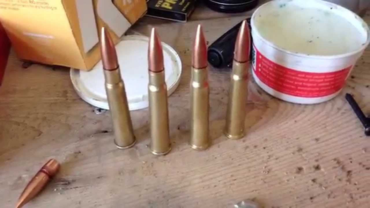 303 british Ammo hack Cheap reloading 303 from 7 62x54R