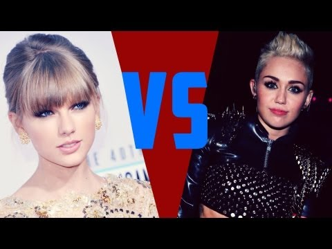 Miley Cyrus Insulta Taylor Swift en Twitter?! Videos De Viajes