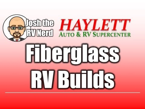 Fiberglass RV Skin Methods & Lamination Comparisons with Josh the RV Nerd