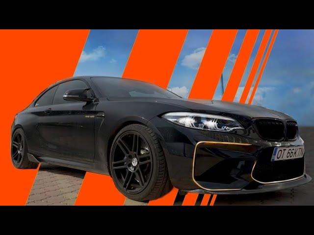 BMW M2 MANHART - Bestie de 420 de cai?