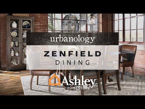 Ashley Homestore Strumfeld Dining Youtube