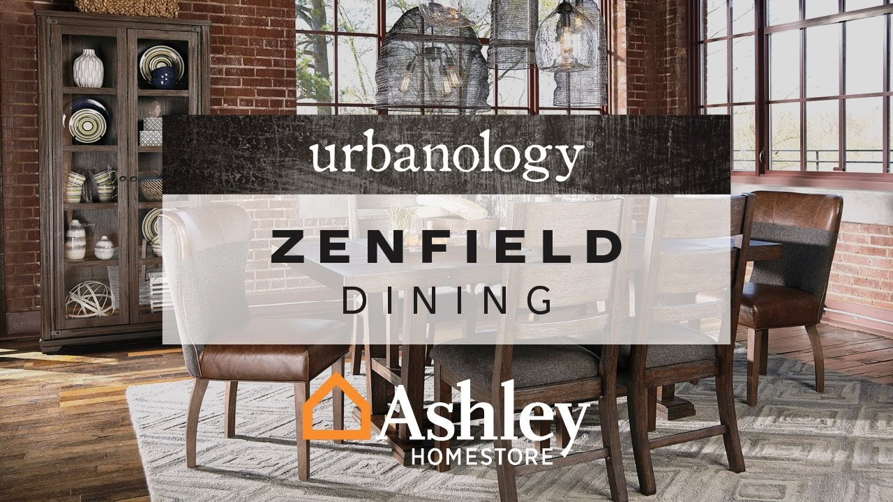Ashley Home Zenfield Dining Room