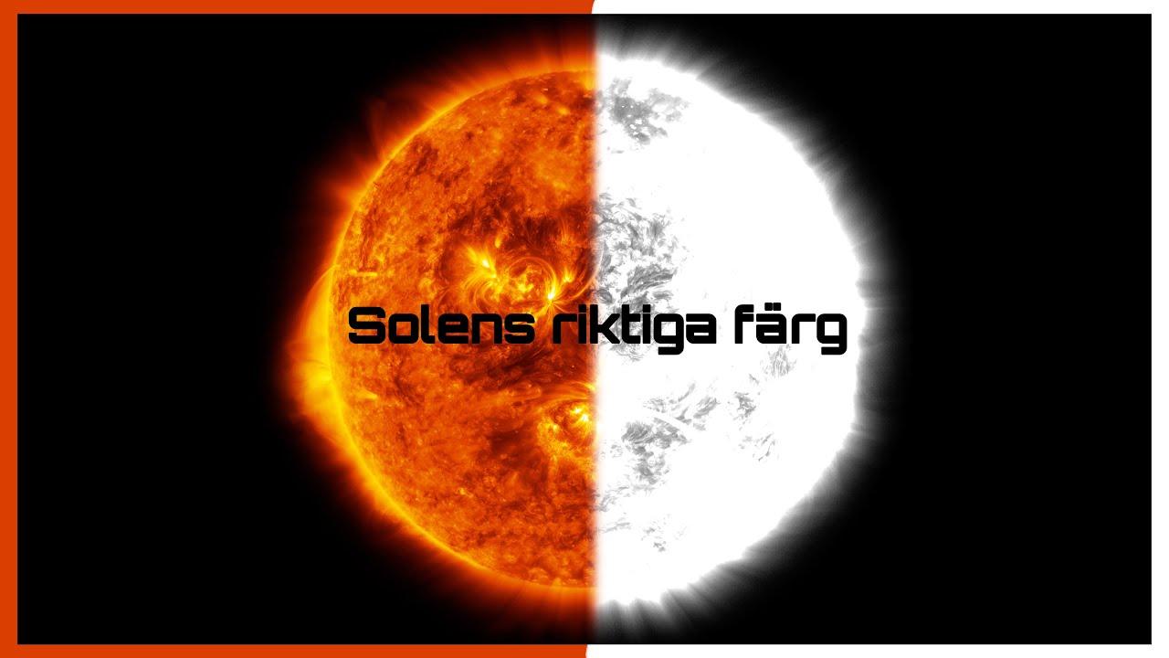 Solsystemet i Tolv delar - Del 1 Solen