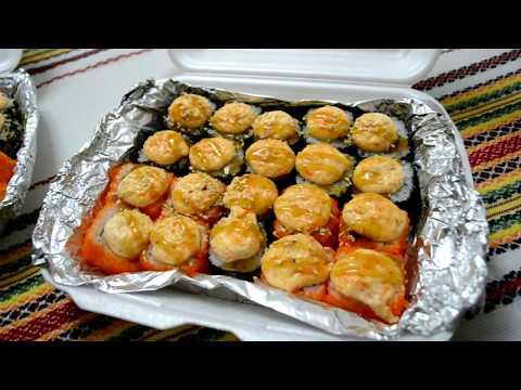 Обзор ресторана доставки Sushi Boss | Вкусные и недорогие роллы в Тюмени