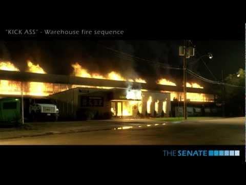 The Senate VFX: Kick-Ass Breakdowns