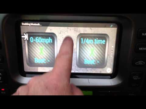 Jaguar X Type Sovereign Android Install