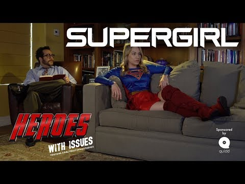 SUPERGIRL Upset Ahead Of Season 3? (Heroes With Issues Ep 11)
