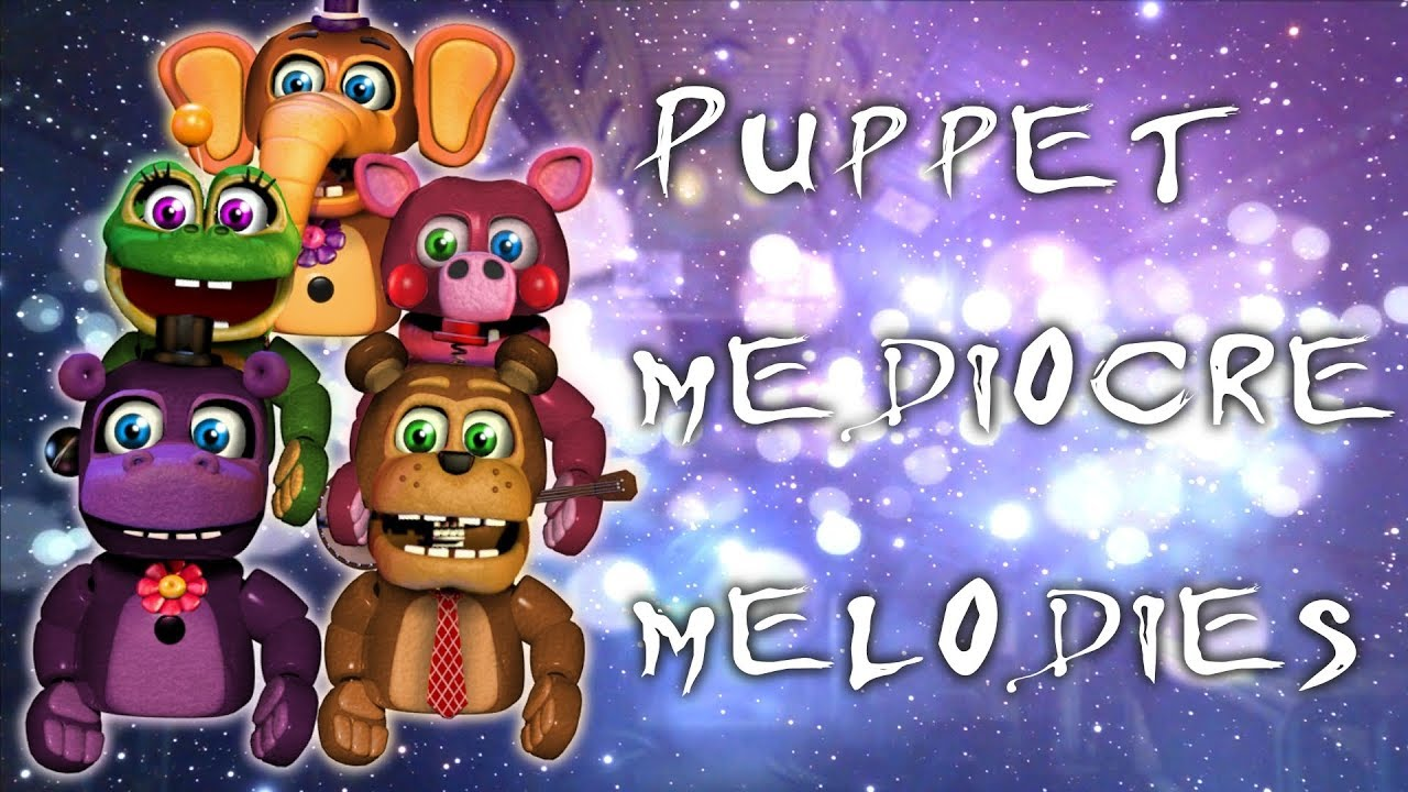 FNaF Make Phantom Mediocre Melodies youtubecom - oukas info