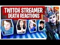KILLING FORTNITE TWITCH STREAMERS with REACTIONS! - Fortnite Funny Rage Moments ep18