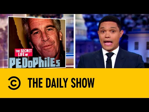 Jeffrey Epstein's 'Shady Deal' With Alexander Acosta | The Daily Show with Trevor Noah