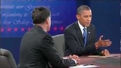 "President Obama on Mitt Romney's Foreign Policy: ""All Over the Map"" - 2012 Debate Boca Raton, FL"