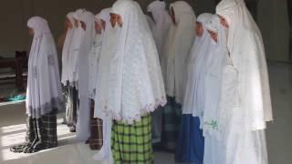 Ujian Praktek Sholat Jenazah SMK Negeri 1 Lhokseumawe