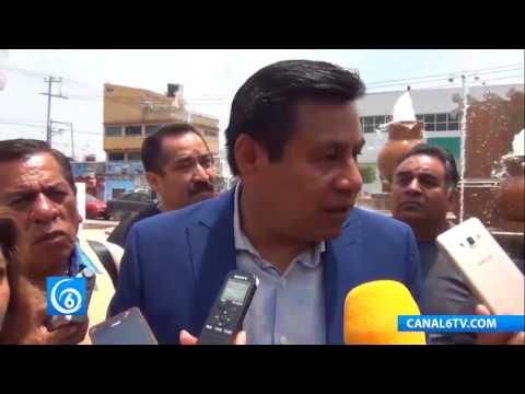 El diputado Fernando González Mejía, logra gestión para obras en La Paz