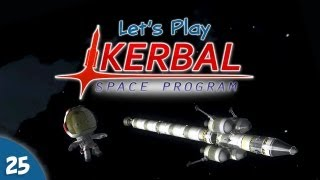 Kerbal Space Program - Spacewalk on the Way to the Mun