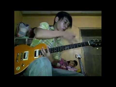 Slash – Anastasia ( guitar cover )