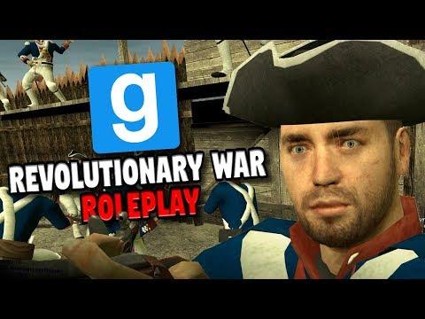 Revolutionary War RP (Garry's Mod)