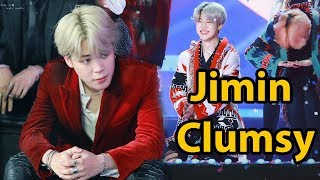 Funny BTS Jimin Being Clumsy Moments