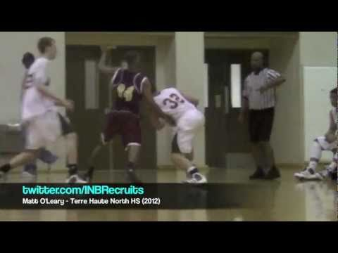 Loyola Chicago Commit Matt O'Leary Highlight Mixtape