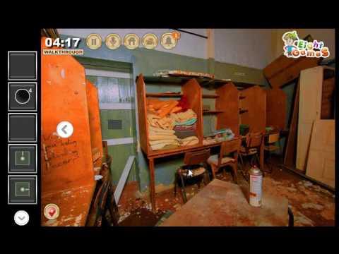 Abandoned Crookham Court Manor School Escape Game Walkthrough EightGames