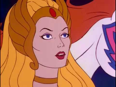 "She-Ra Princess of Power: ""Of Shadows and Skulls"" - 1985"