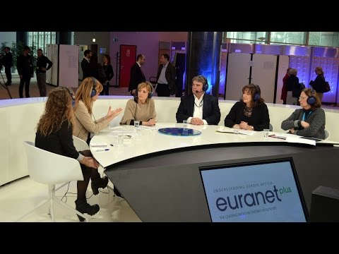 Croatian part: Citizens' Corner debate on gender equality in EU labour markets