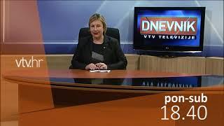 VTV Dnevnik najava 20. veljače 2018.