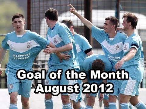 Sky Blue TV - Goal Of The Month - August 2012