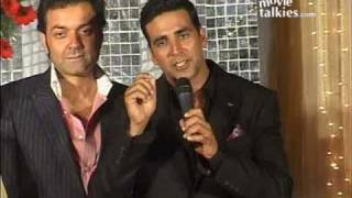 Akshay: 'Salman should get married, as should Katrina!'