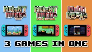 Mutant Mudds Collection - Nintendo Switch