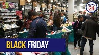 WATCH: #BlackFriday | R30k in one cart
