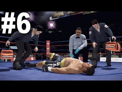 Fight Night Champion - Story Mode Ep 6 - Tragedy Strikes!