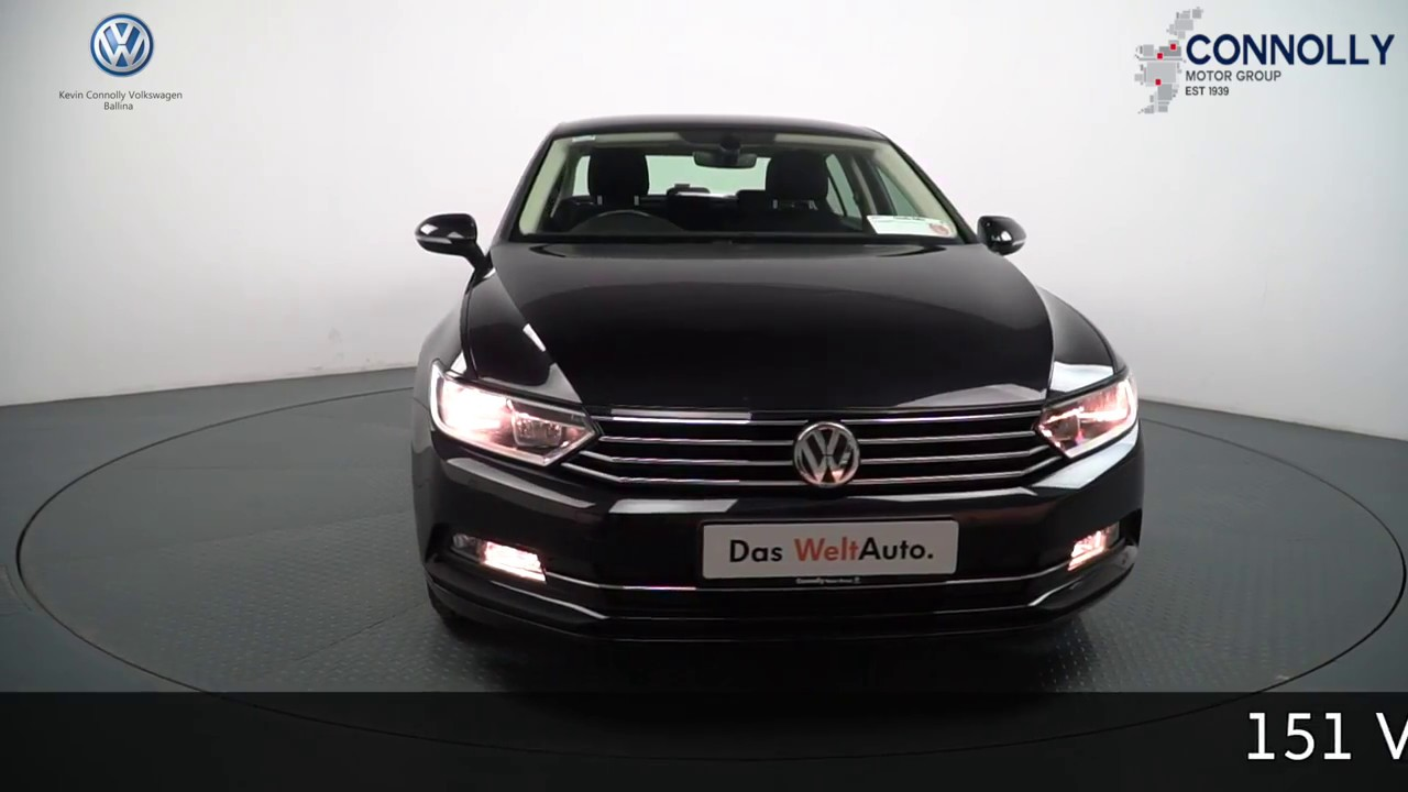 cmg vw ballina 151d26545 vw passat cline 1 6 tdi m6f 120hp manual rh youtube com 2014 Volkswagen Passat 2015 Volkswagen Passat