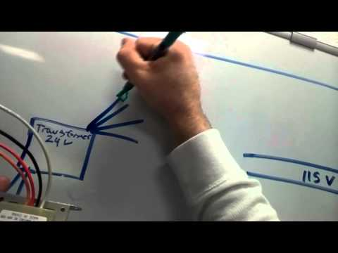 Understanding Basic Electrical Wiring and Components of Air Conditioning Systems