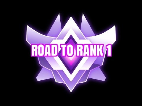 ROAD TO RANK #1 2V2 EP #5 | LIVE COMMENTARY + CONTROLLER OVERLAY