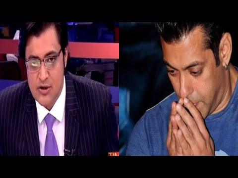 Arnab Goswami's Take On Salman Khan's Comment