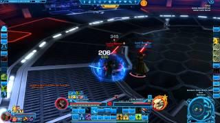 SWTOR Cathar Jedi Knight - Fallen