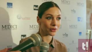 Sarah Felberbaum Presenta La Sua Maddalena In