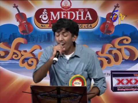 Sukkalley Thochave Song - Arjun Performance In ETV Padutha Theeyaga - USA - ETV Telugu