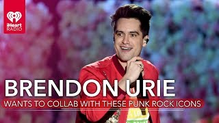 Brendon Urie Reveals He Wants To Collaborate With These Punk Rock Icons | Fast Facts