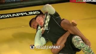 Gilbert Durinho Burns SUG Highlights [HELLO JAPAN]