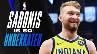 How Domantas Sabonis Became the Most UNDERRATED Player in the NBA