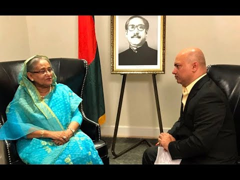 Sheikh Hasina full Interview 2017