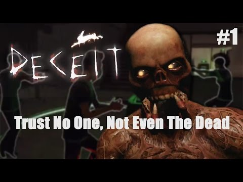 Trust No One, Not Even The Dead (Deceit #1) Ft. Ohm, Ava, Shorty, Anthony, CrReaM!