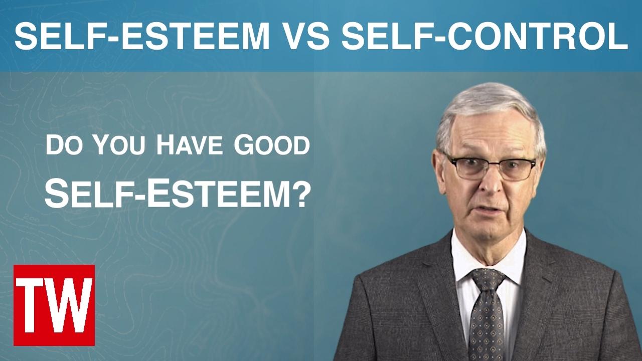 Self-Esteem vs Self-Control