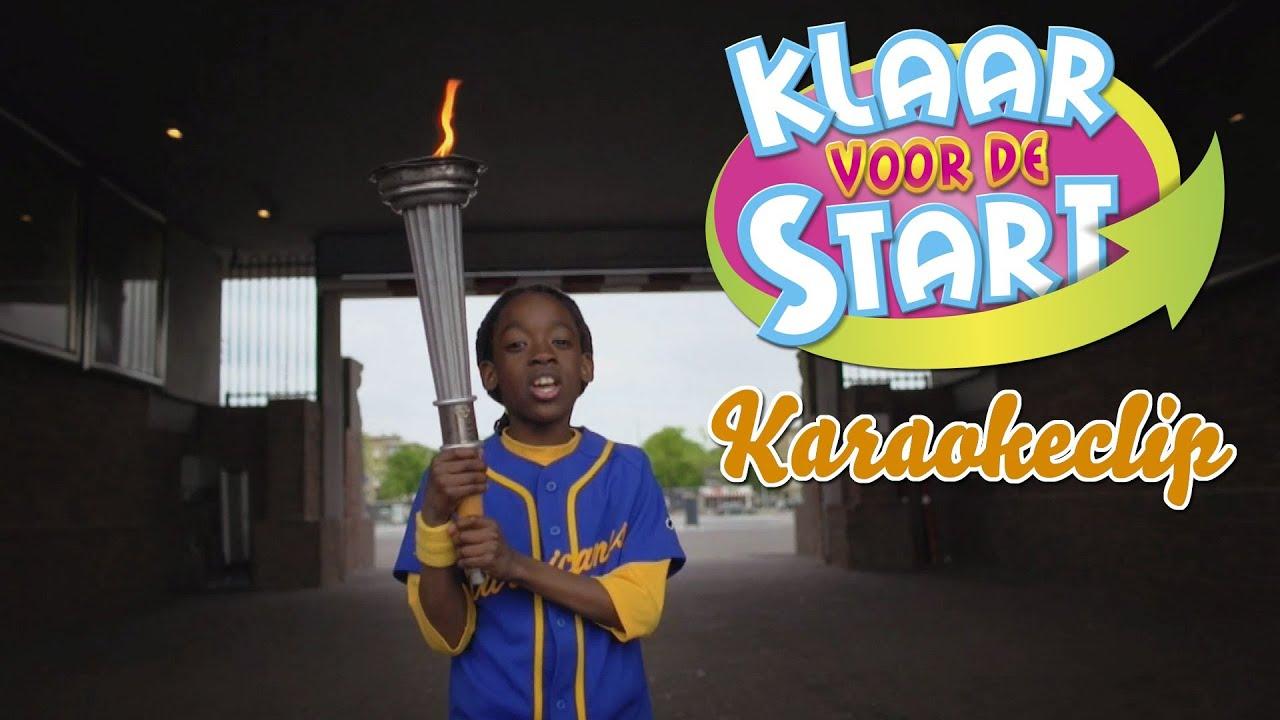 Kinderen voor Kinderen Klaar voor de Start Karaokeclip