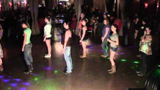 """Saddle Up"" Dance Lesson 8 29 13"