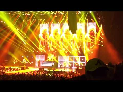 """Def Leppard: """"Dangerous"""" Live May 13th 2016"""