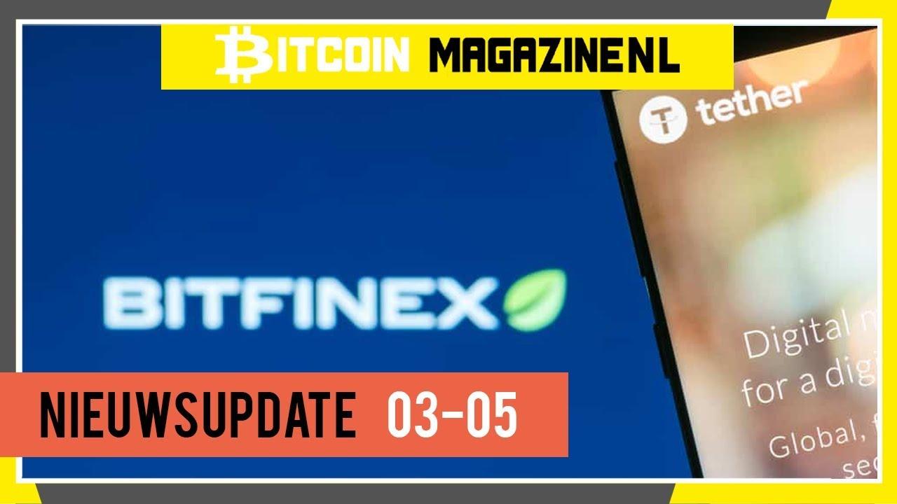 Bitcoin populair op CashApp, nieuws Ripple én XRP en vervolg soap  Bitfinex-USDT - Nieuwsupdate 03-05