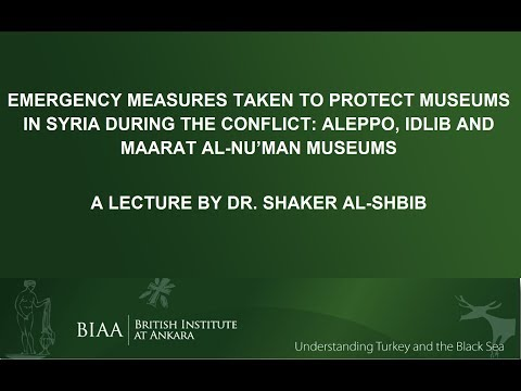 Shaker Al Shbib: Emergency Measures Taken to Protect Museums in Syria