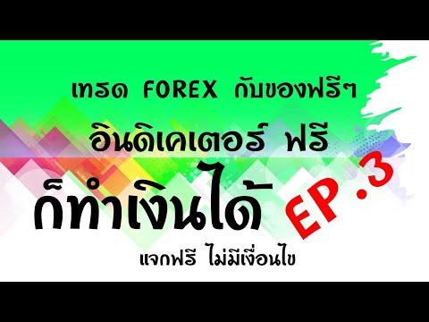 Forex iCan194 : อินดี้ฟรี ep.3 เทรด Forex กับอินดิเคเตอร์ฟรี ก็ทำเงินได้